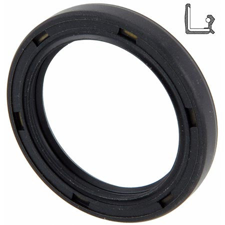 15X37X6 National Oil Seal