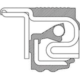 370011A National Oil Bath Seal