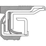 380036A National Oil Bath Seal
