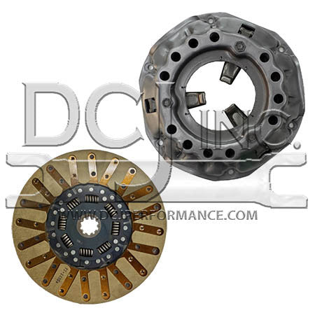 DCJ, Inc. 01-025BP Bullet Proof Kevlar Clutch Kit for Jeep and American Motors