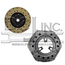 DCJ, Inc. 01-026BP Bullet Proof Kevlar Clutch Kit for Jeep and American Motors