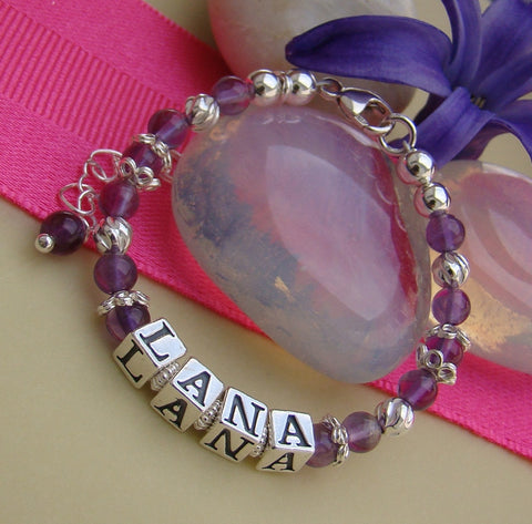 What is February's Gemstone Birthstone? Beautiful Dark Amethyst Gemstone