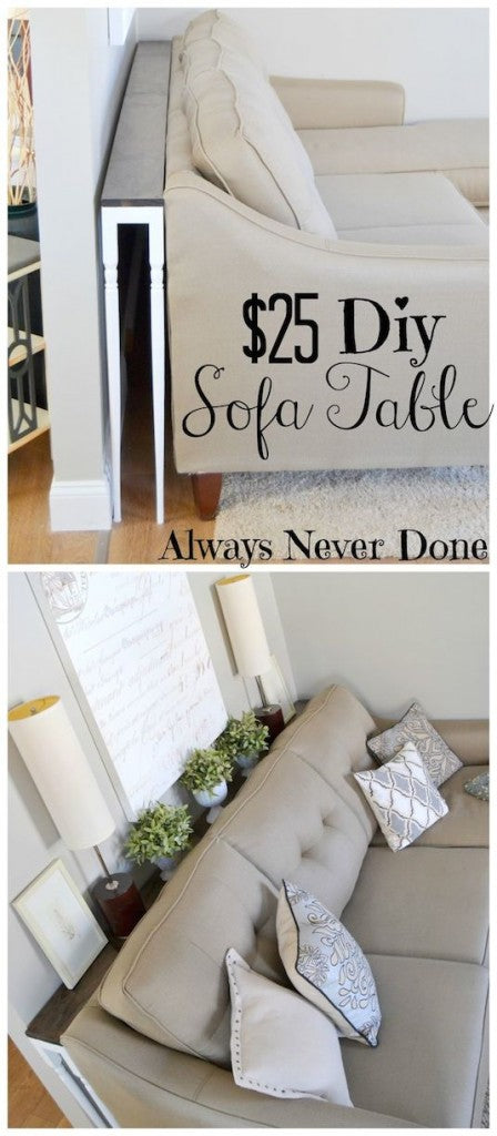 20_-Build-a-narrow-sofa-table-to-place-behind-your-couch-Perfect-for-drinks-when-theres-no-room-for-a-coffee-table_-29-Sneaky-Tips-For-Small-Space-Living
