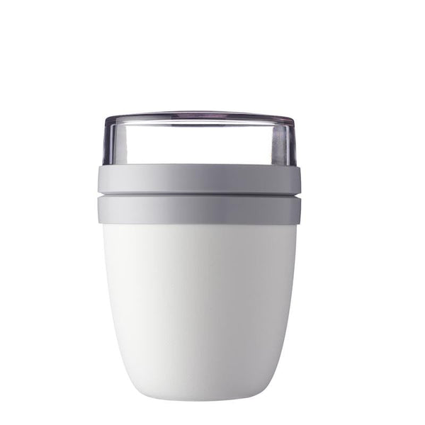 Lunch Pot Blanc 500Ml Et 200Ml