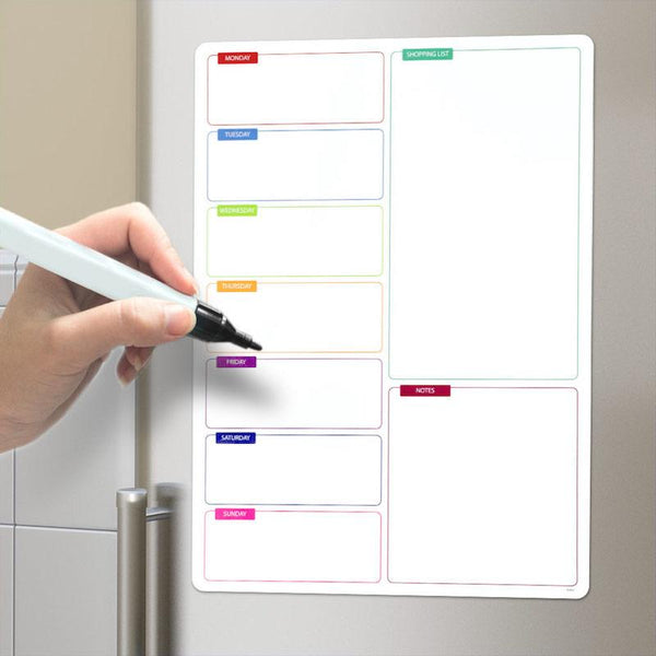 Tableau Frigo Shopping List
