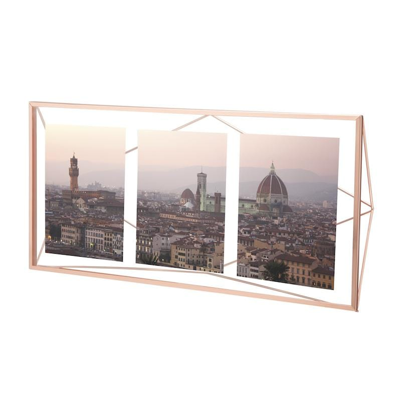 Porte Multi Photo Copper Prisma