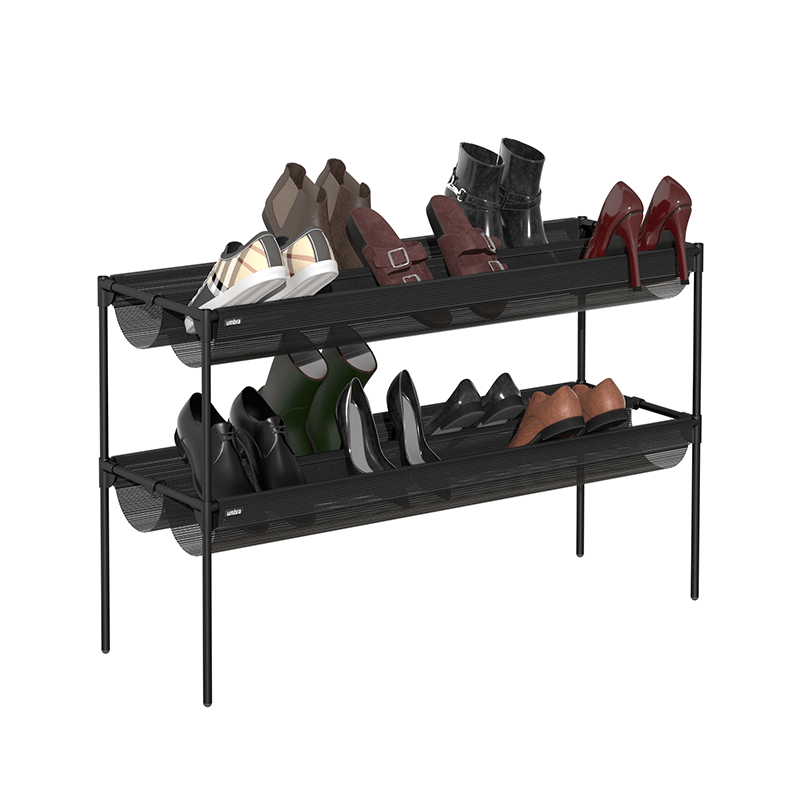 Etagere a chaussures noir sling