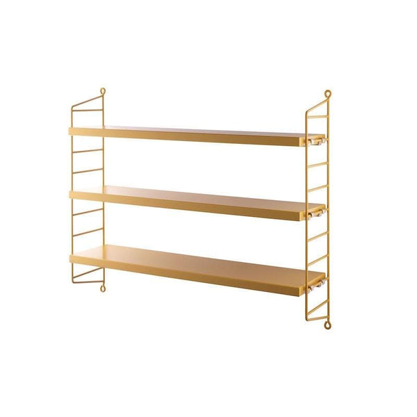 Etagere String Pocket Mustard