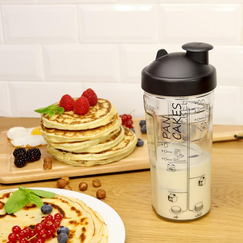 Shaker Crepes Et Pancakes