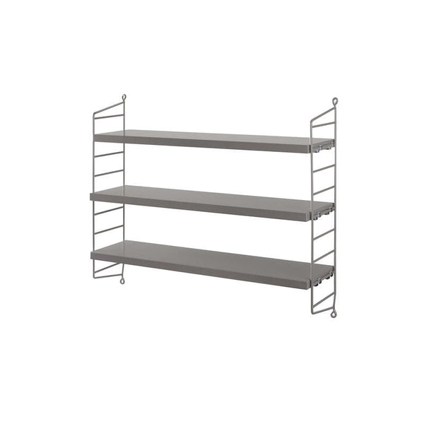 Etagere String Pocket Grise