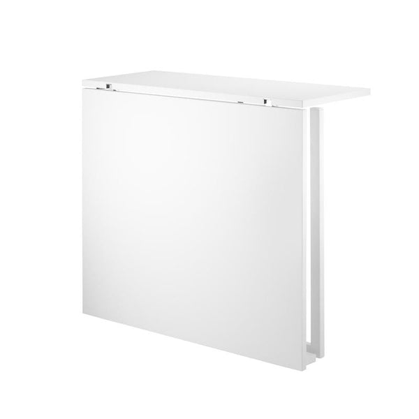 Table Pliante Blanche 78X30X96Ht