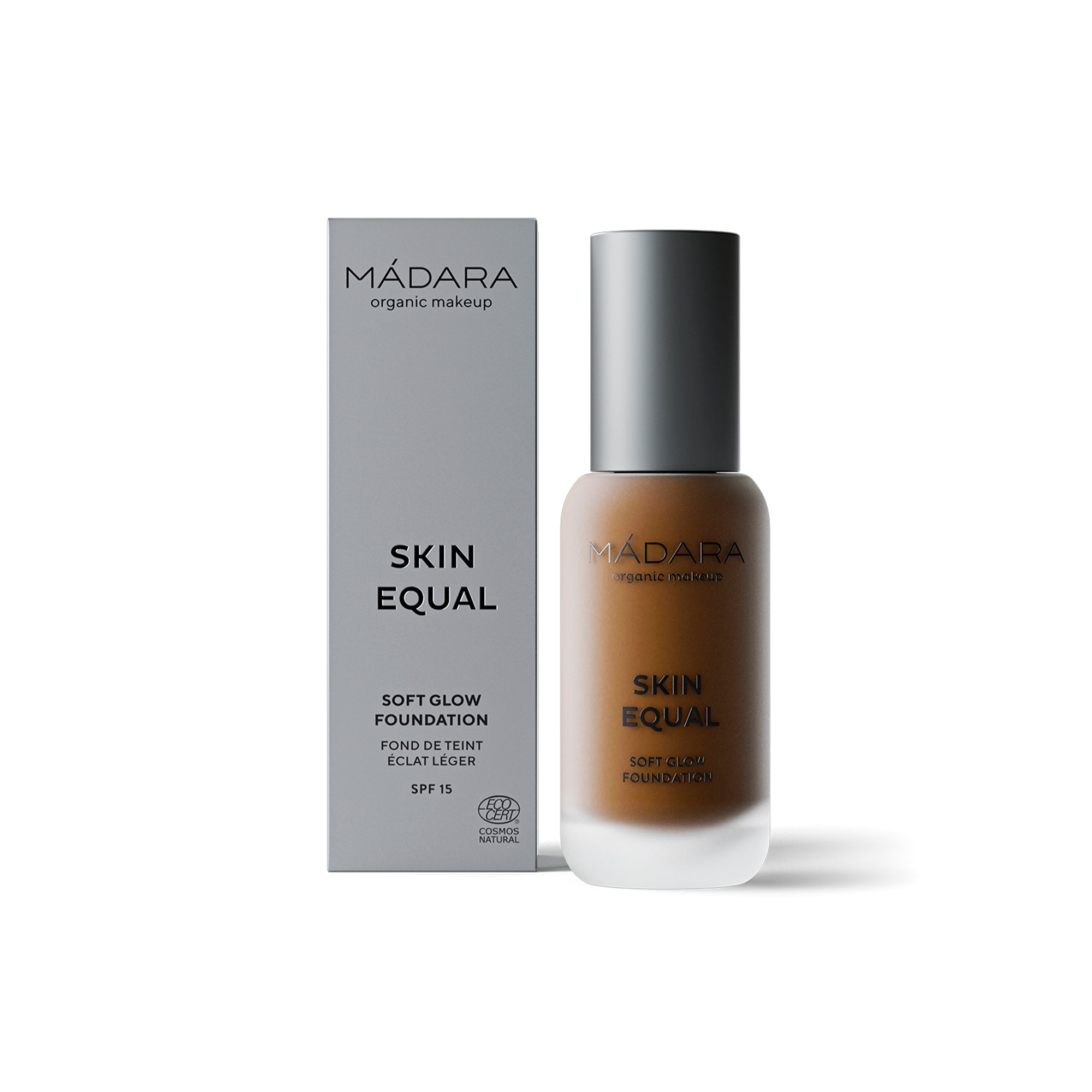 Skin Equal Foundation 90 Chestnut