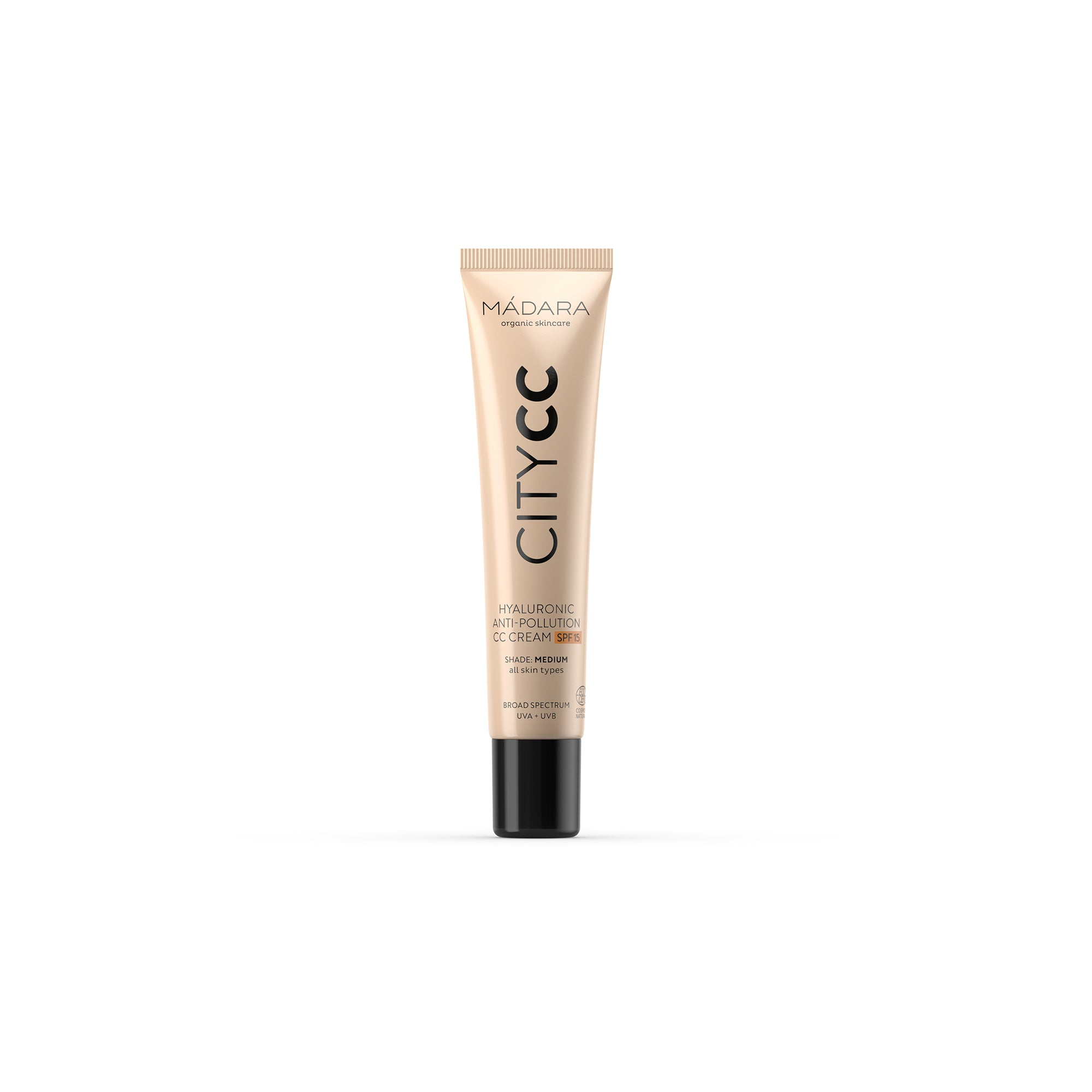 Anti-Pollution CC Creme LSF 15 MEDIUM Beige