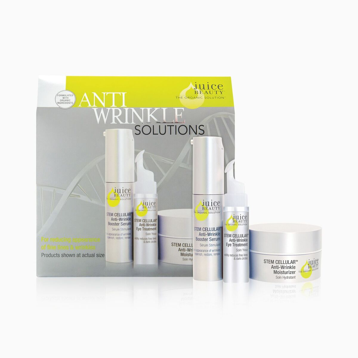 Stem Cellular™ Anti-Wrinkle Solutions Kit
