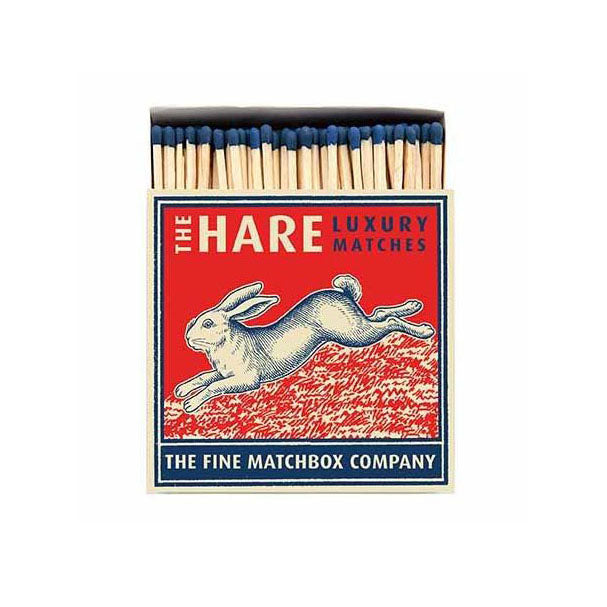 Luxury Matches - Hare