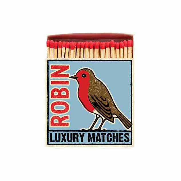 Luxury Matches - Robin