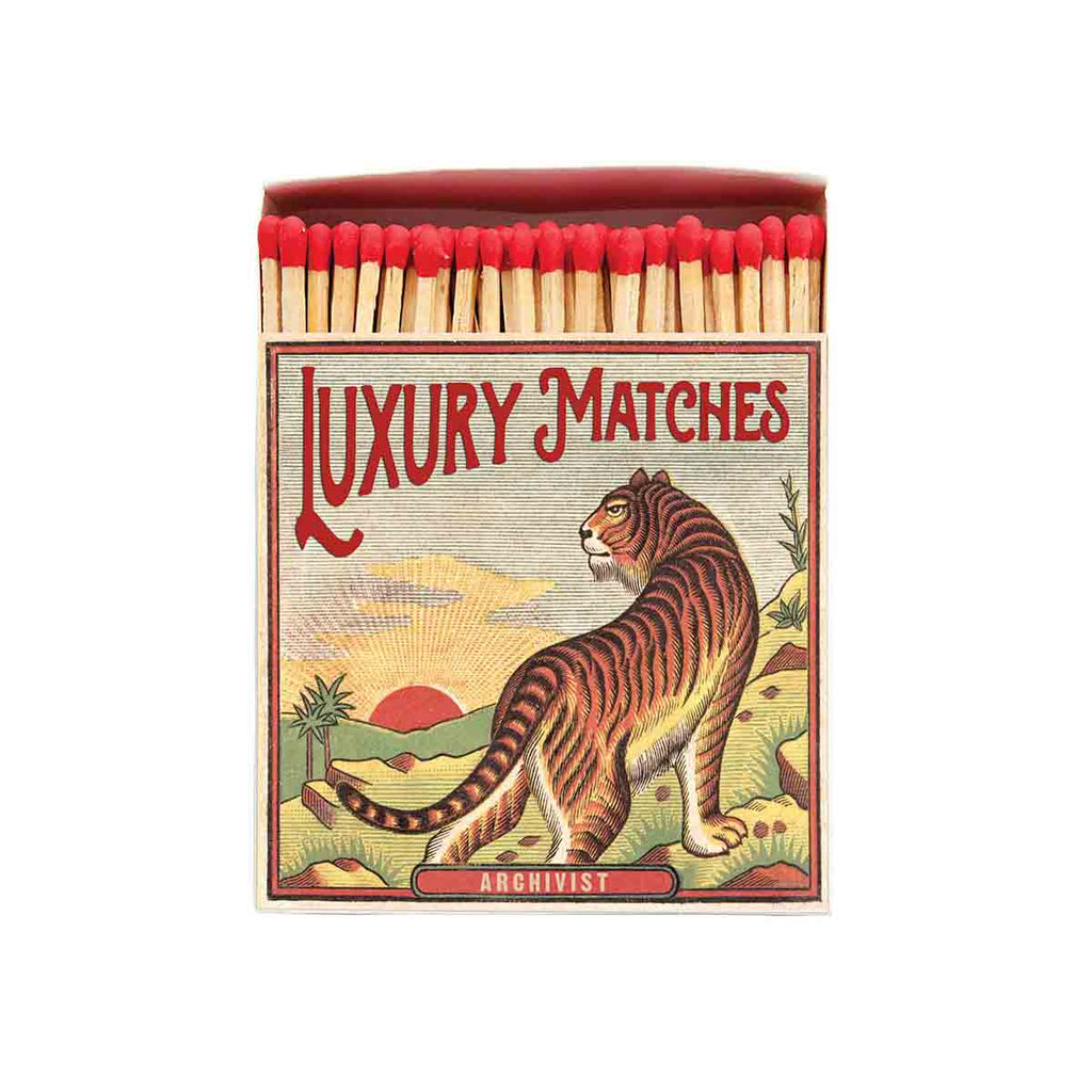 Luxury Matches - New Tiger