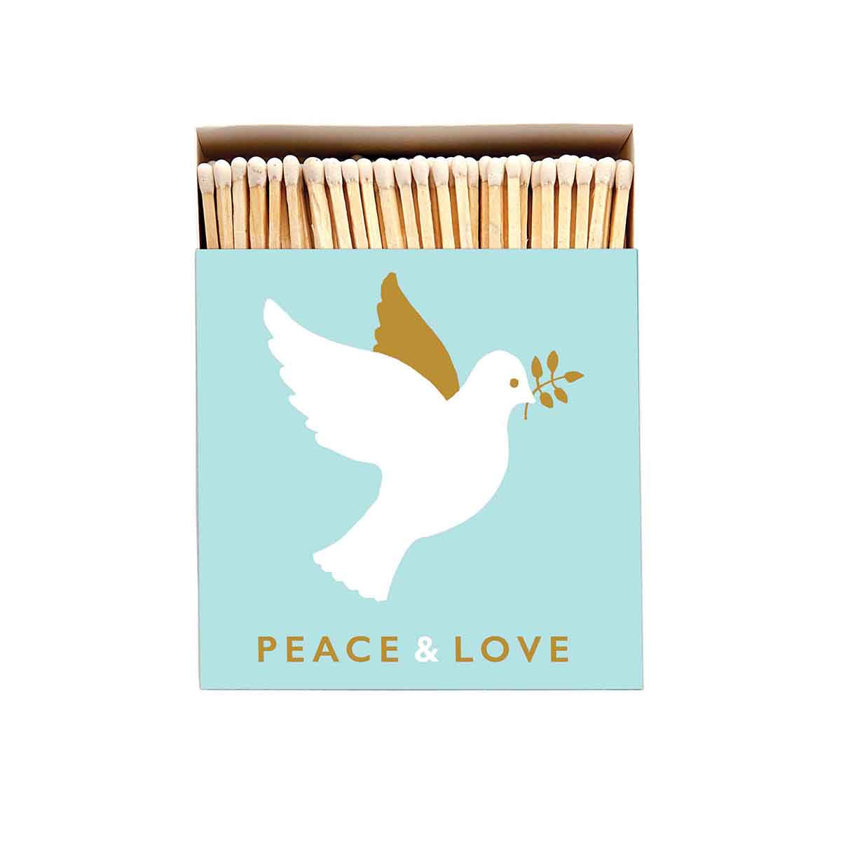 Luxury Matches - Dove