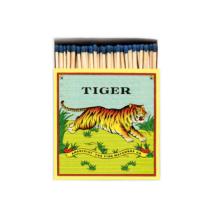 Luxury Matches - Tiger