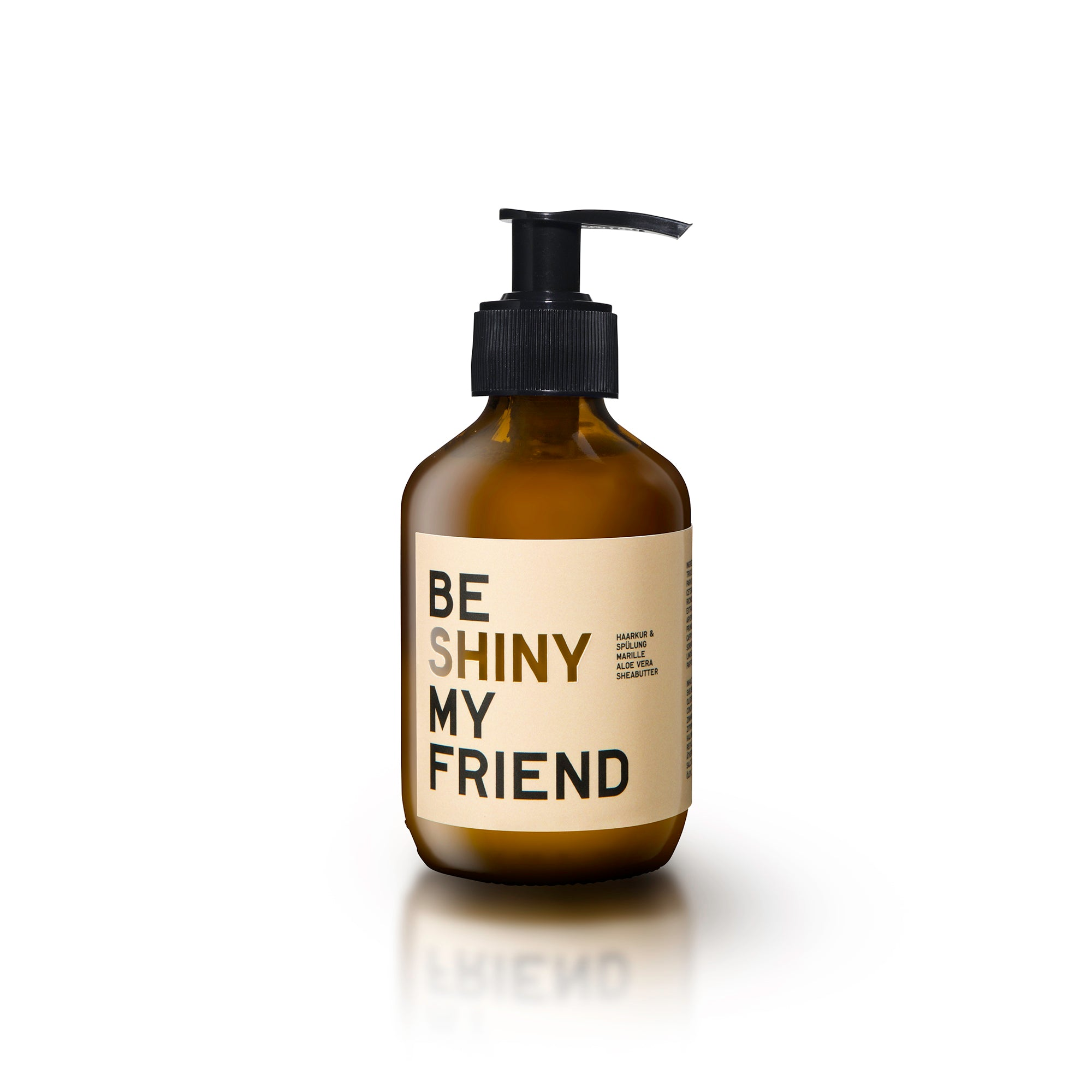 BE SHINY- Haarkur & Spülung Marille/Aloe Vera/Shea-Butter 200ml