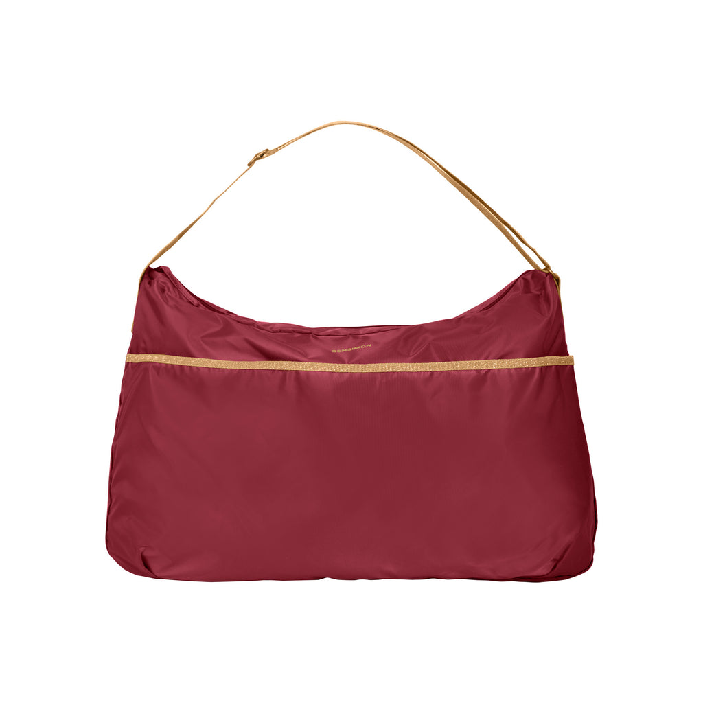 Shoulder Bag - Lie de Vin