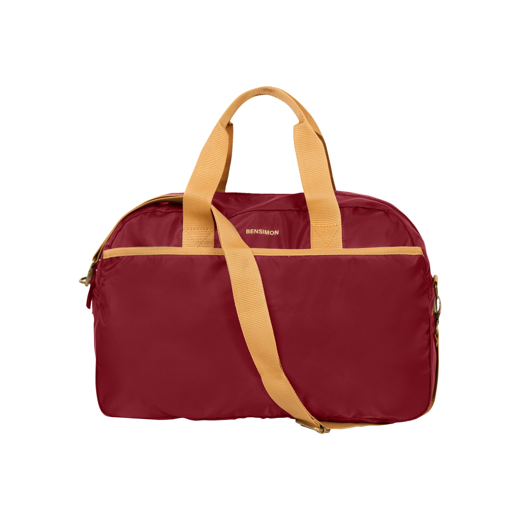 Sportbag - Lie de Vin
