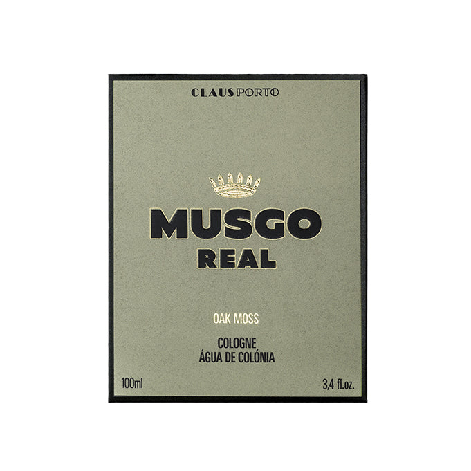 Musgo Real Oak Moss Cologne