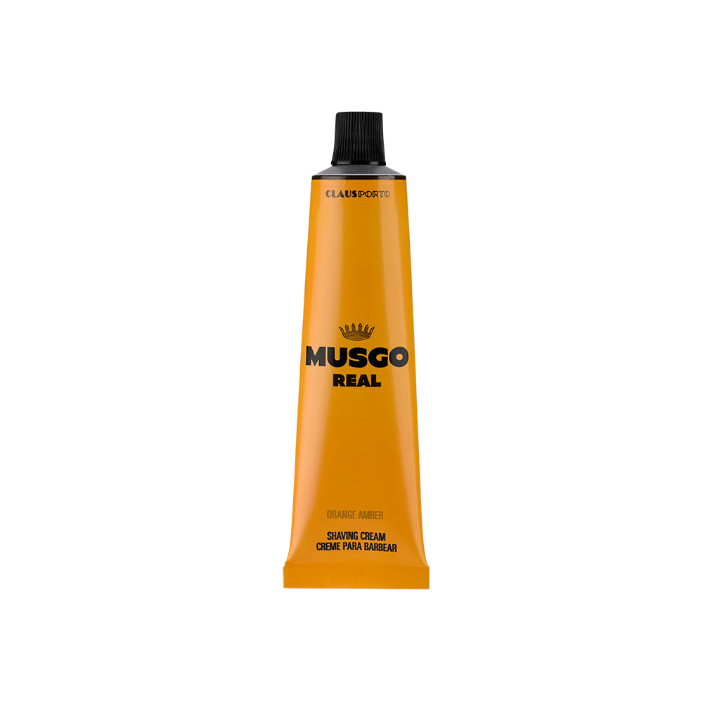 Musgo Real Orange Amber Shaving Cream
