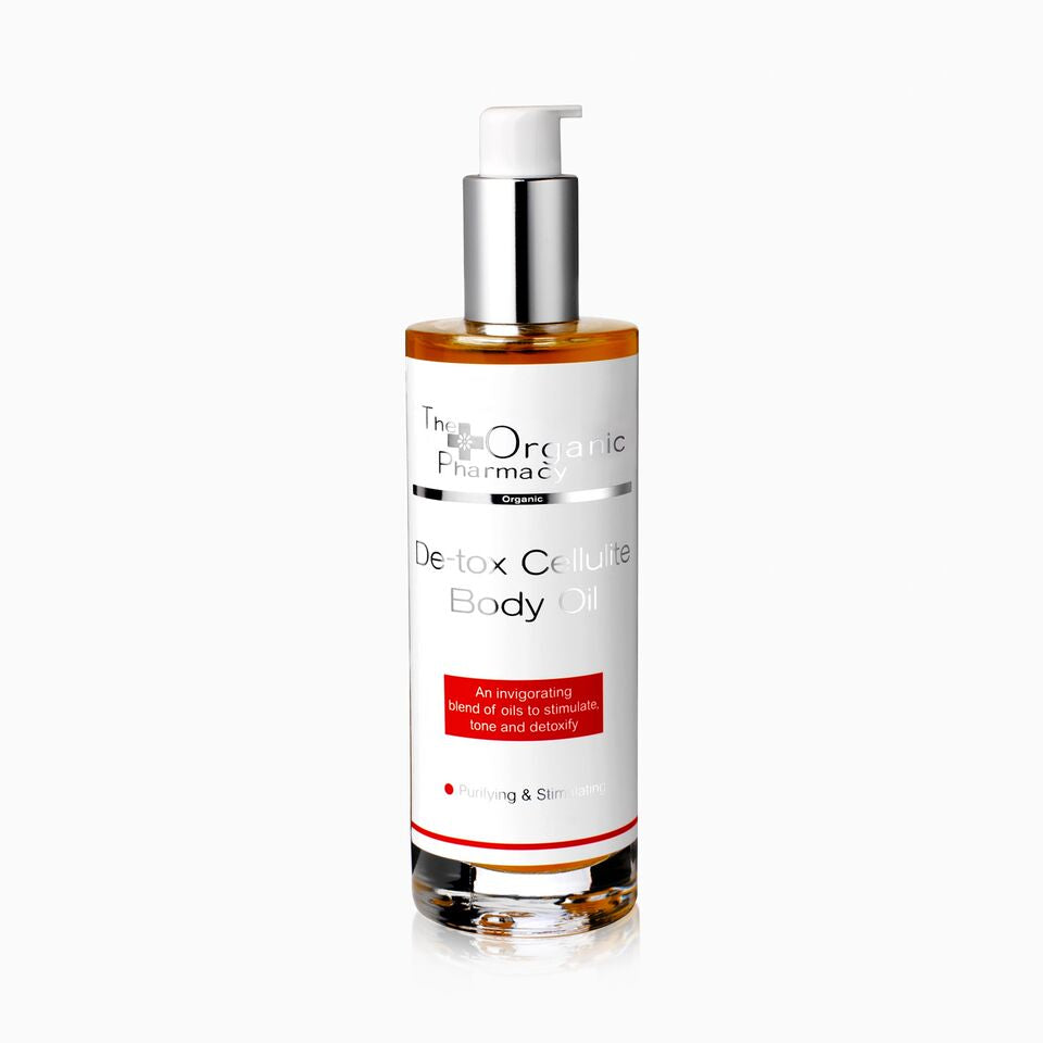 Detox Cellulite Body Oil