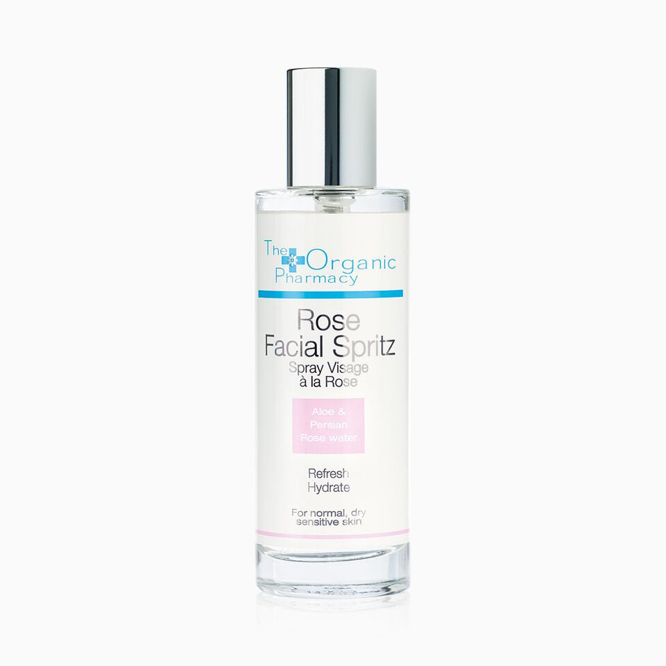 Rose Facial Spritz Toner
