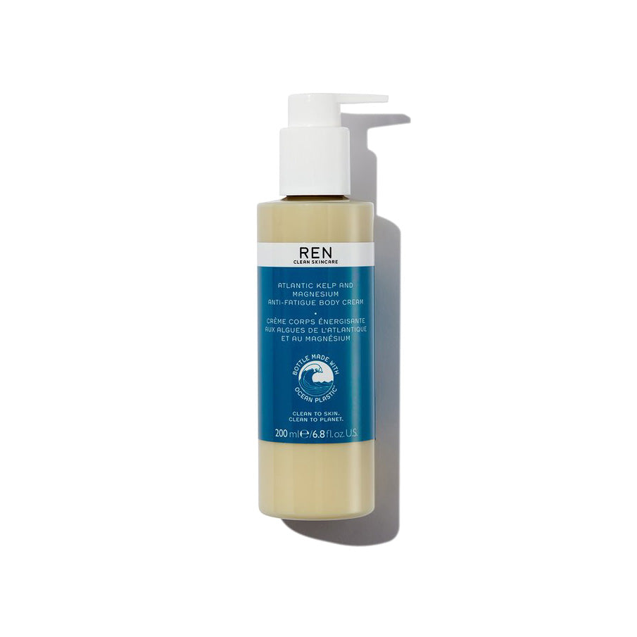 Atlantic Kelp And Magnesium Salt Anti-Fatigue Body Cream 200ml
