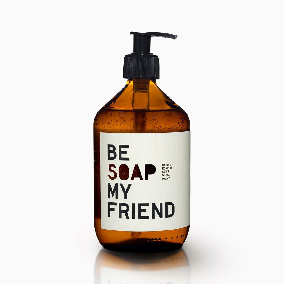 Be Soap My Friend Hand&Körperseife 500ml