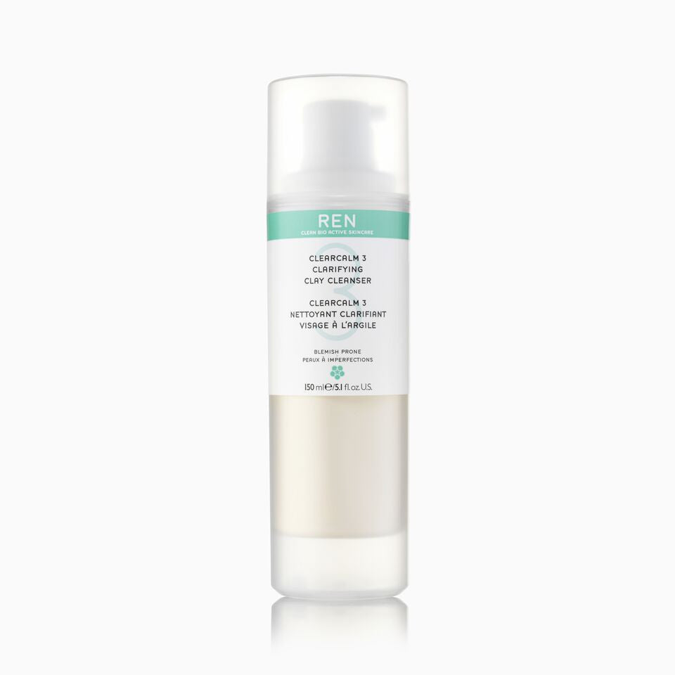 ren - Clear calm 3 cleanser