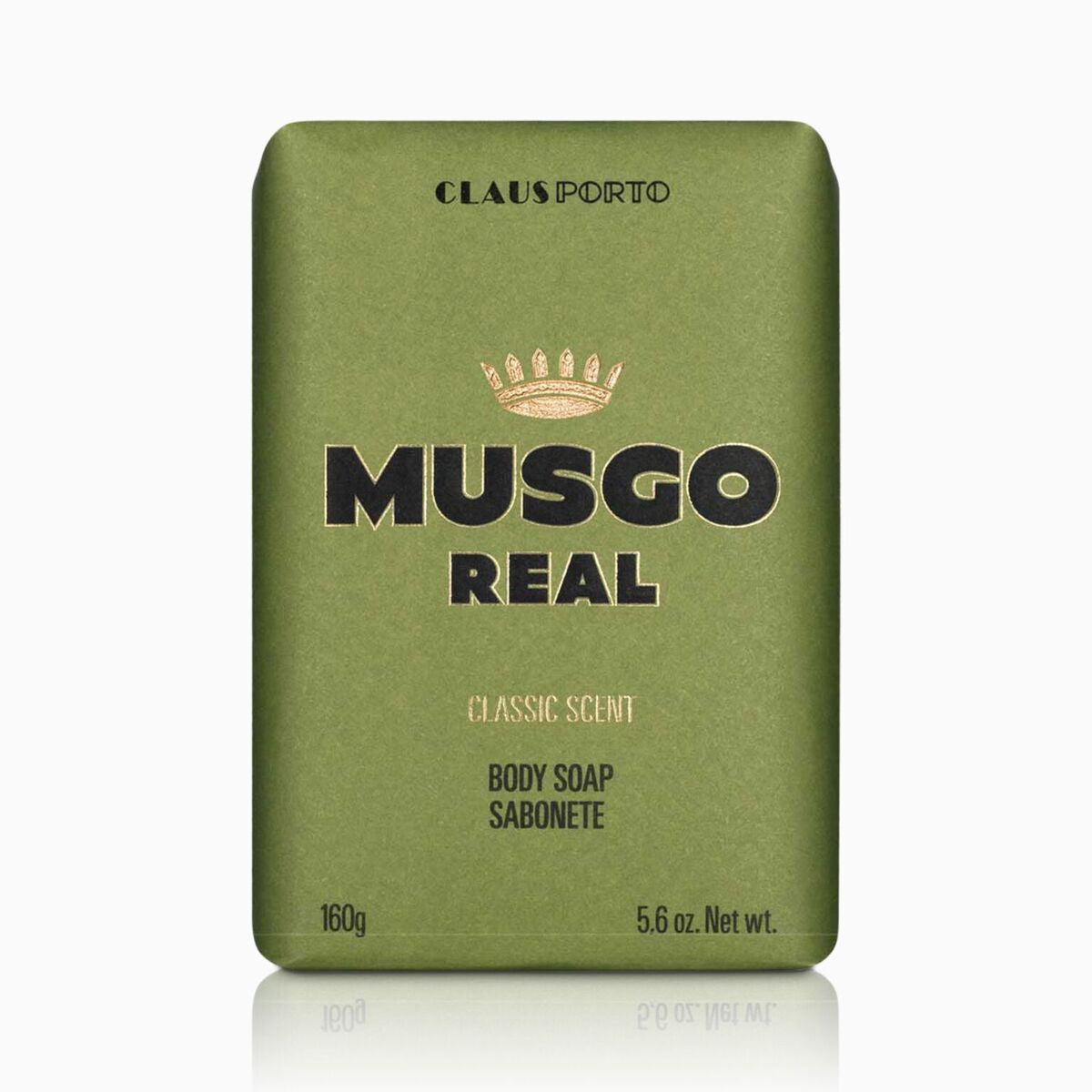 Musco real classic scent