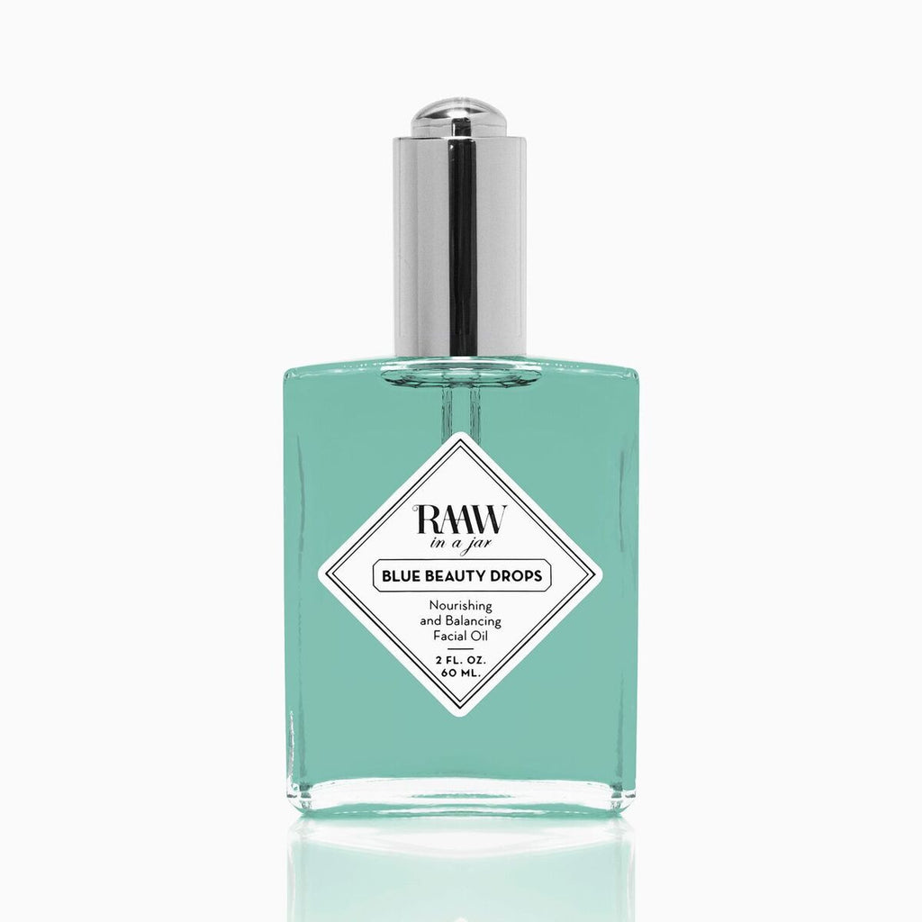 Raaw in a Jar Blue Beauty Drops 60ml