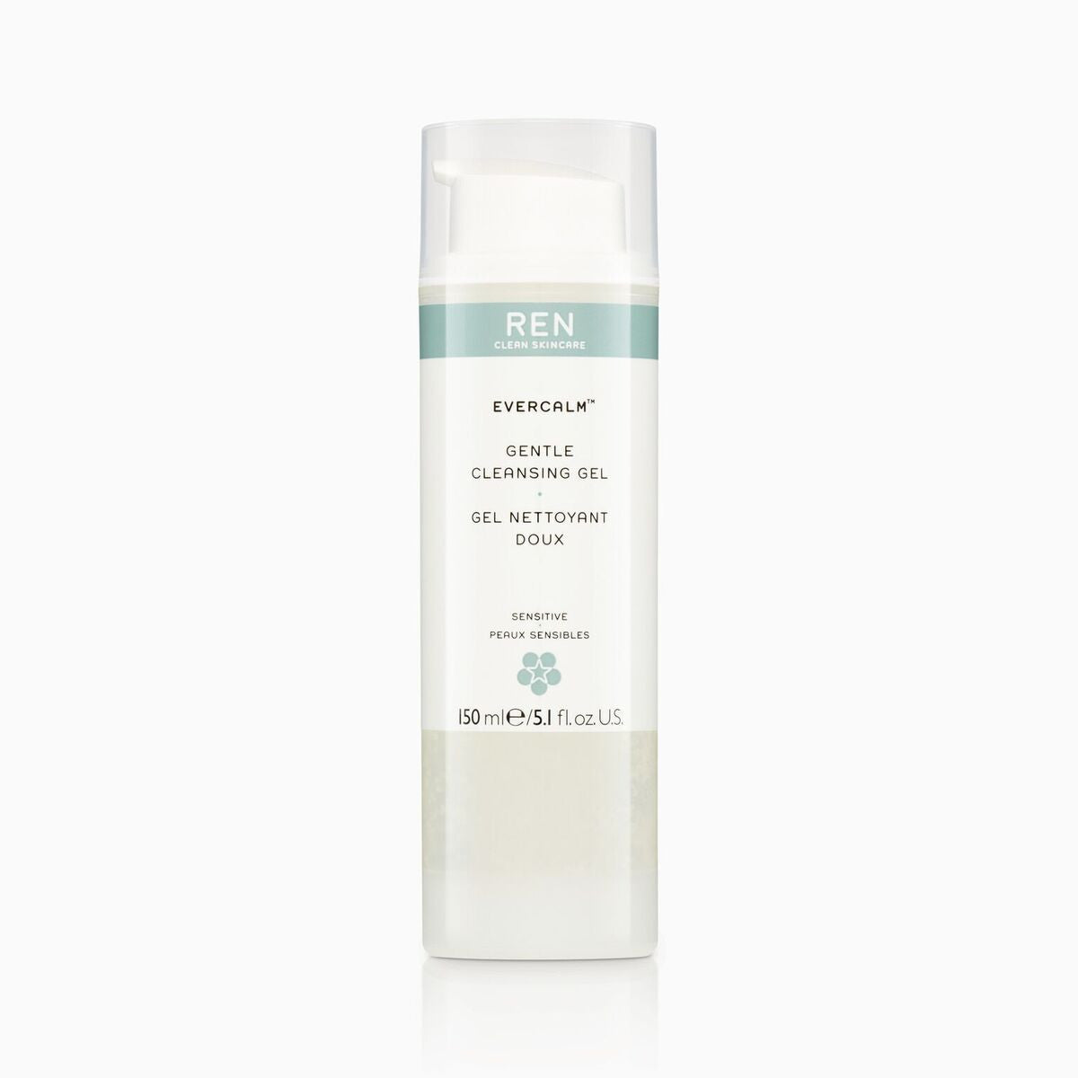 ren - gentle cleansing gel