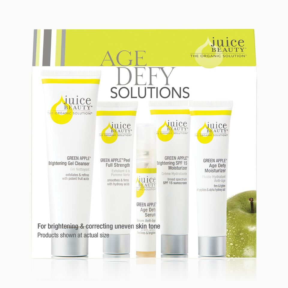 Green Apple™ Age Defy Solutions Kit