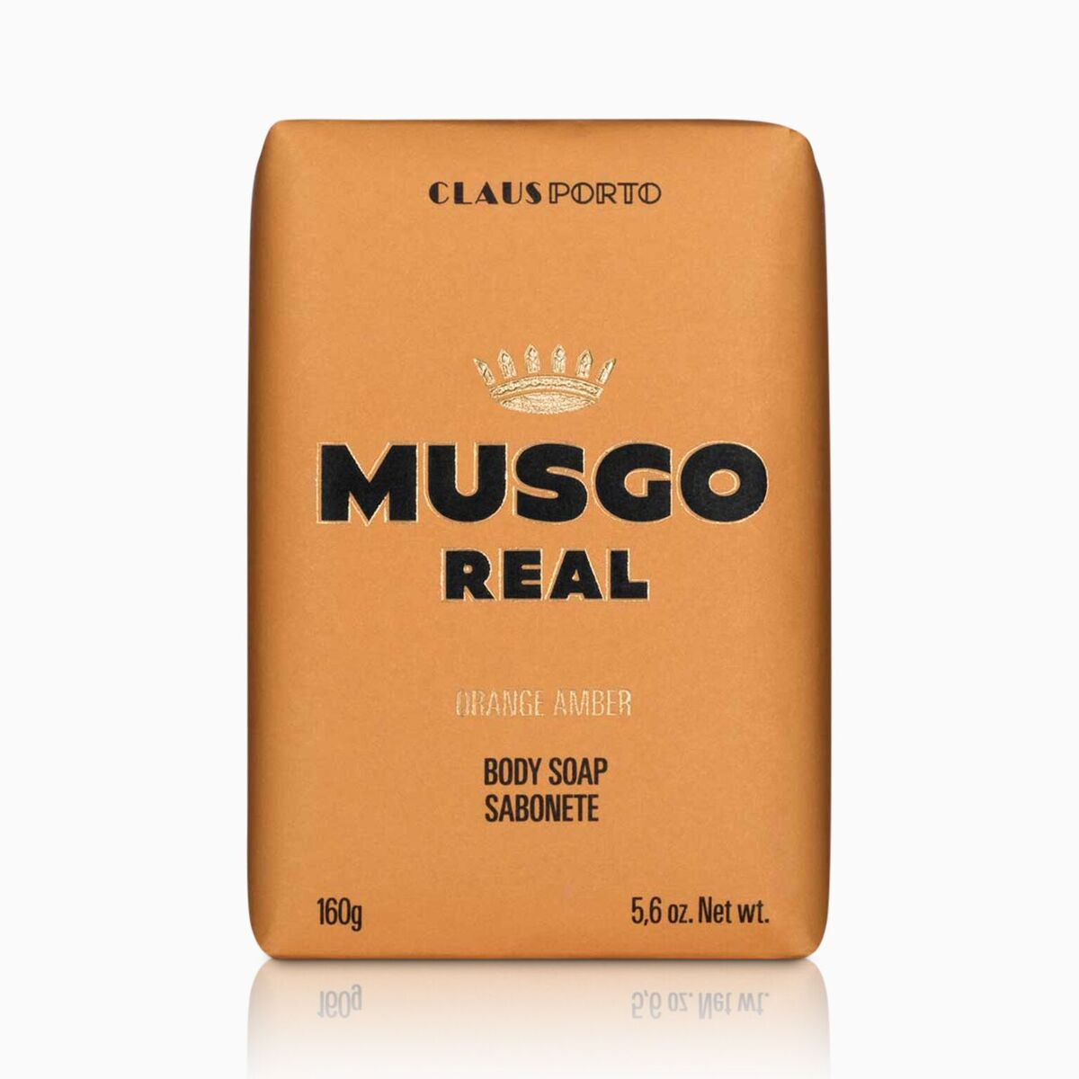 Musco real Orange amber