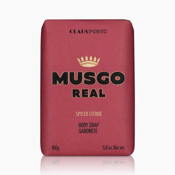 Musgo Real Spiced Citrus Seife