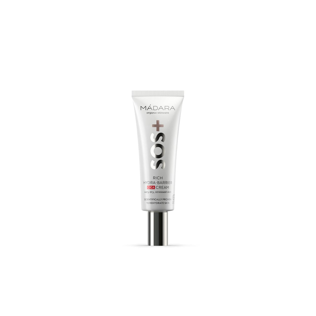 SOS+ Rich Hydra-Barrier CICA Cream 40ml