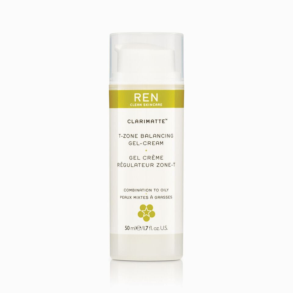 ren - T Zone gel cream
