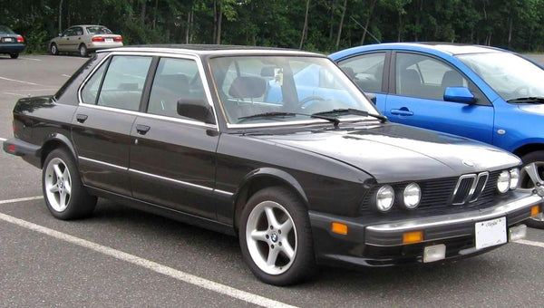 1982-1988 - BMW - 5 Series (Weld In)