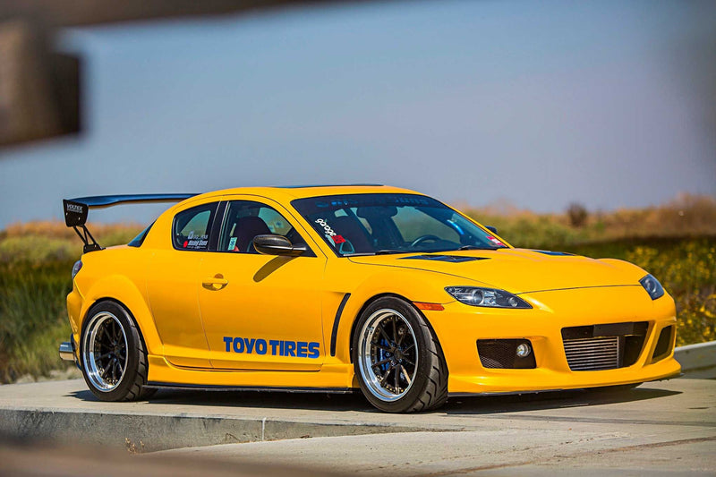 BC Racing Canada Custom Coilovers - 2004-2011 - MAZDA - RX-8 ...