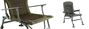 Carp Fishing Chairs & Bedchairs