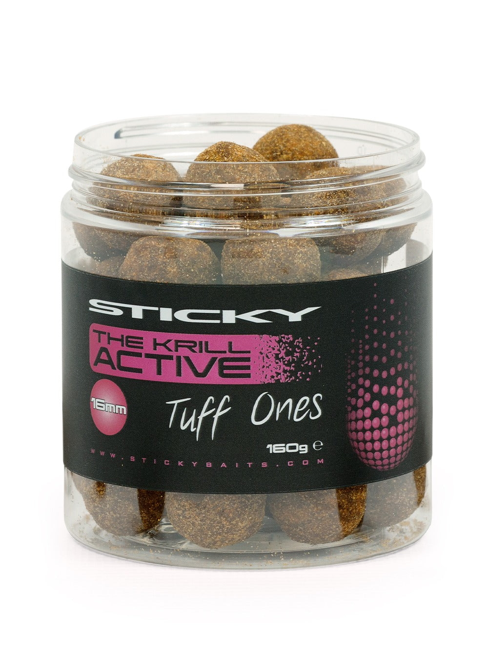 Sticky Baits Krill Active Tuff Ones