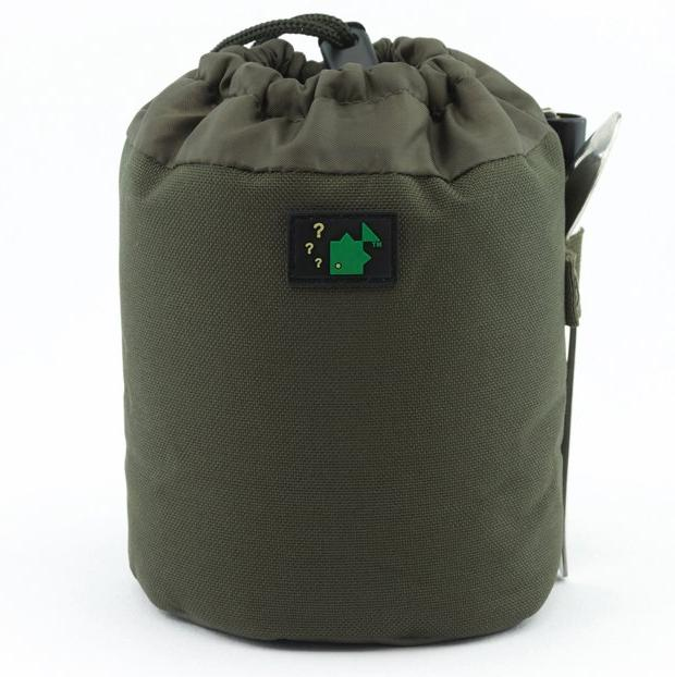 Thinking Anglers Gas Stove Canister Pouch