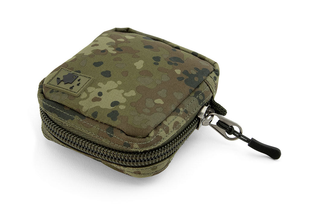 Thinking Anglers Camfleck Solid Zip Pouch
