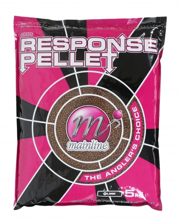 Mainline Baits The Link Response Pellets