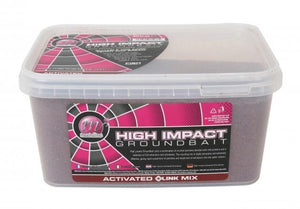 Mainline Baits Hi Impact Groundbait 2kg Bucket