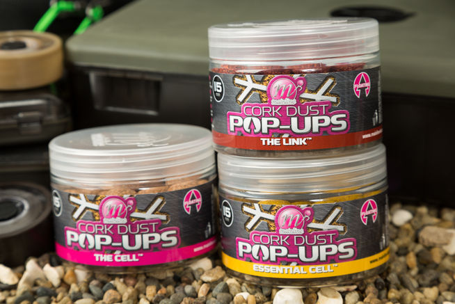 Mainline Baits Dedicated Cork Dust Pop Ups